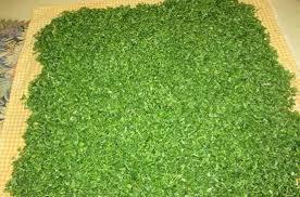 سبزی خشک بهاری