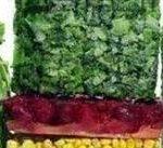 سبزیجات منجمد ارگانیک