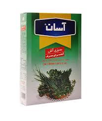 سبزی خشک آسان