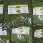سبزی خشک بسته بندی