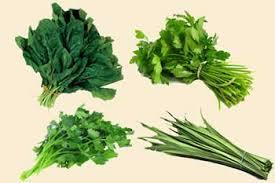 سبزیجات قورمه سبزی