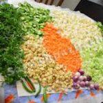سبزی خشک ترشی