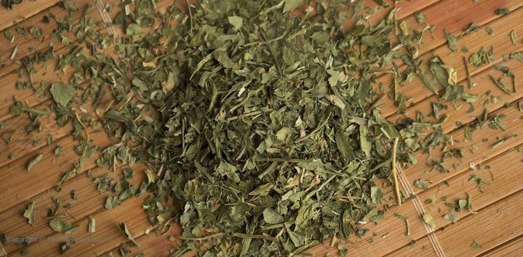 سبزی خشک
